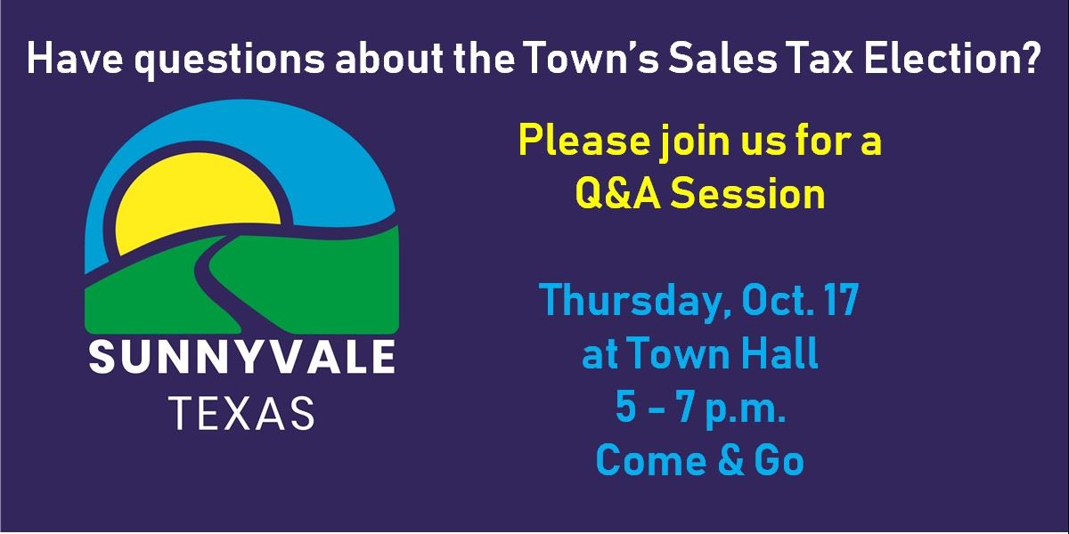 Sales Tax Q&A