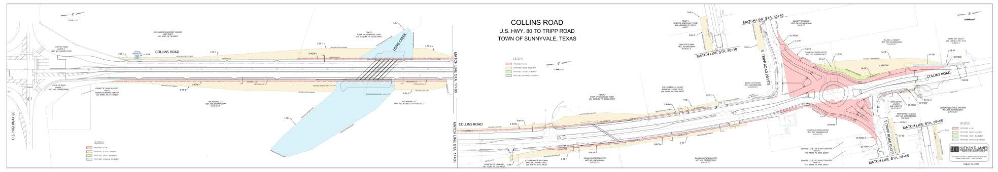 collins expansion