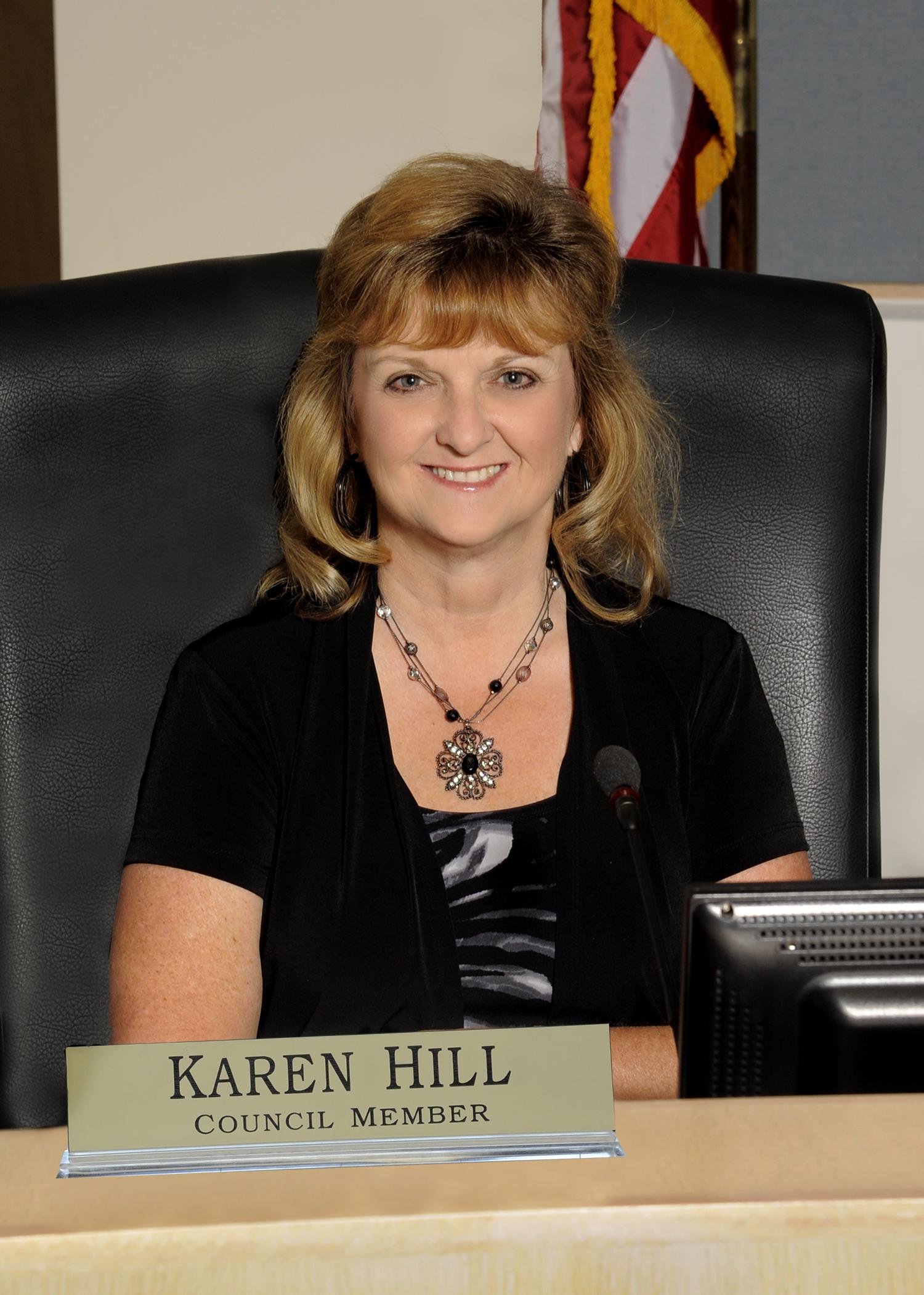 Town Of Sunnyvale Tx Official Website Karen Hill